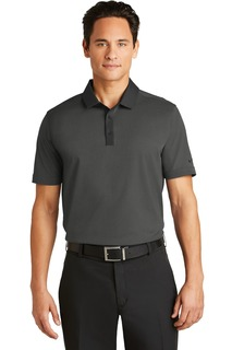 Nike Golf Dri-FIT Heather Pique Modern Fit Polo.