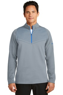 Nike Golf Therma-FIT Hypervis 1/2-Zip Cover-Up.