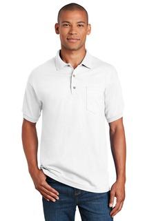 Gildan® DryBlend® 6-Ounce Jersey Knit Sport Shirt with Pocket.