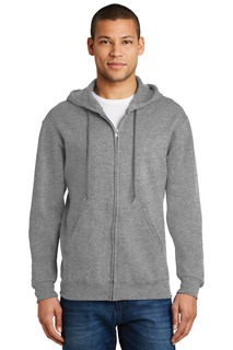 Jerzees® - NuBlend® Full-Zip Hooded Sweatshirt.