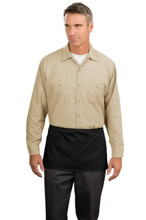 Port Authority® Waist Apron with Pockets.