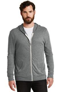 Alternative® Eco-Jersey Zip Hoodie.
