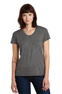 Alternative® Kimber Melange Burnout T-Shirt.