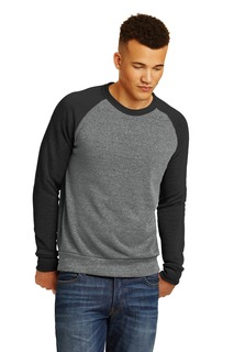 Alternative® Champ Colorblock Eco-Fleece Sweatshirt.