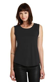 Alternative® Cap Sleeve Satin Jersey Crew T-Shirt.