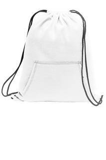 Port & Company® Core Fleece Sweatshirt Cinch Pack.