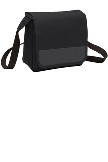 Port Authority® Lunch Cooler Messenger.