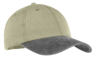 Port & Company® -Two-Tone Pigment-Dyed Cap.