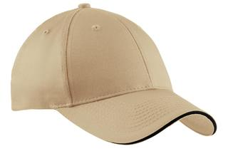 Port & Company® - Sandwich Bill Cap.