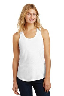 District Made® Ladies Perfect Tri® Racerback Tank.