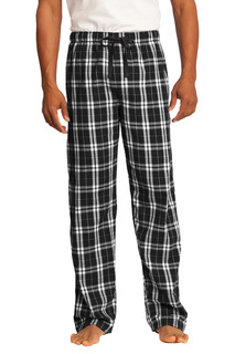 District® - Young Mens Flannel Plaid Pant.
