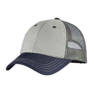 District® - Tri-Tone Mesh Back Cap