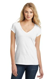 District® Juniors Very Important Tee® Deep V-Neck.