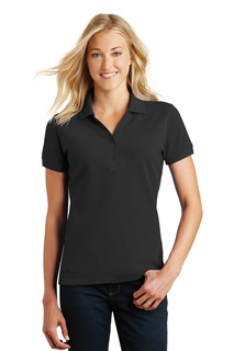 Eddie Bauer® Ladies Cotton Pique Polo.