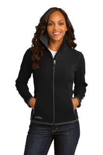 Eddie Bauer® Ladies Full-Zip Vertical Fleece Jacket.