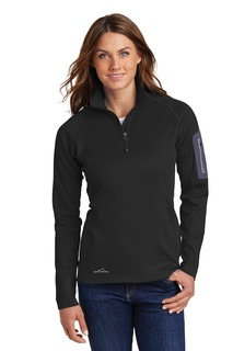 Eddie Bauer® Ladies 1/2-Zip Performance Fleece Jacket.