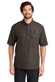Eddie Bauer® - Short Sleeve Performance Fishing Shirt.