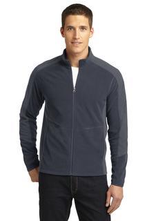 Port Authority® Colorblock Microfleece Jacket.