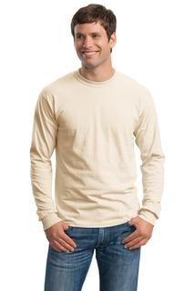 Gildan® - Ultra Cotton® 100% Cotton Long Sleeve T-Shirt.