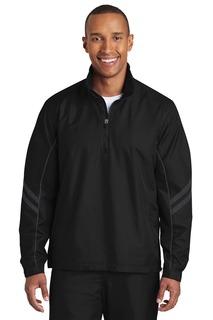 Sport-Tek® Shield Ripstop 1/2-Zip Pullover.