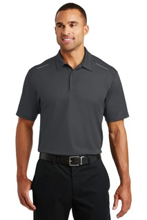 Port Authority® Pinpoint Mesh Polo.