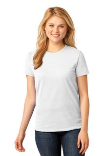 Port & Company® Ladies Core Cotton Tee.