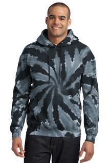 Port & Company® Tie-Dye Pullover Hooded Sweatshirt.
