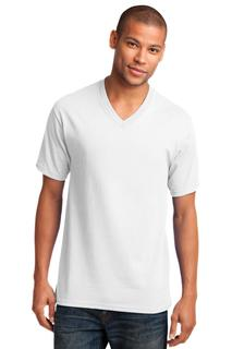 Port & Company® Core Cotton V-Neck Tee.