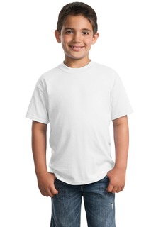 Port & Company® - Youth Core Blend Tee.