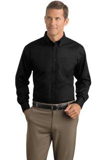 Red House® - Herringbone Non-Iron Button-Down Shirt.