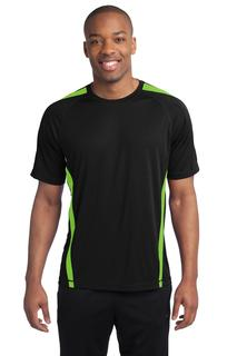 Sport-Tek® Tall Colorblock PosiCharge® Competitor Tee.