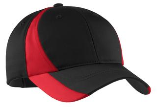 Sport-Tek® Youth Dry Zone® Nylon Colorblock Cap.