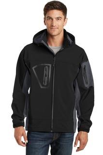 Port Authority® Tall Waterproof Soft Shell Jacket.