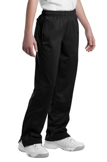 Sport-Tek® Youth Tricot Track Pant.
