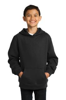 Sport-Tek® Youth Pullover Hooded Sweatshirt.