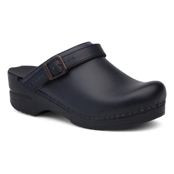 Dansko Black Box Ingrid Clog