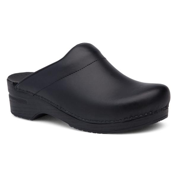 Dansko Black Box Karl Men's Clog