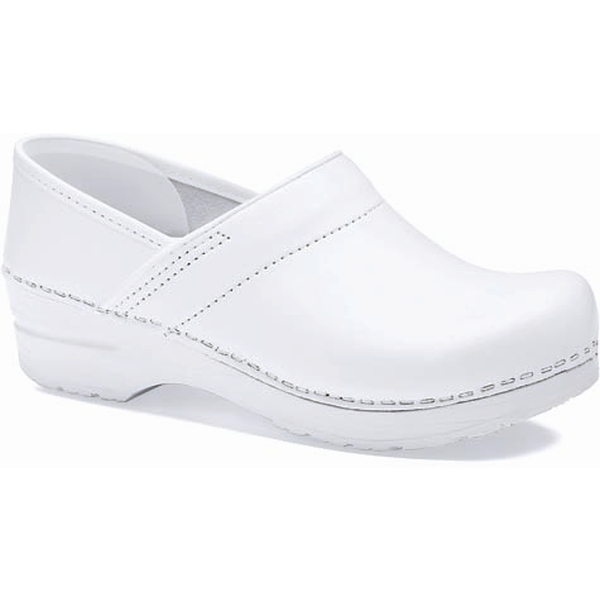 Dansko White Box Professional Clog