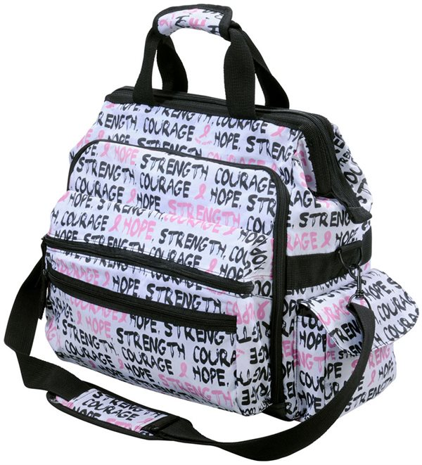 Nurse Mates Awareness Pink Ultimate Nursing Bag