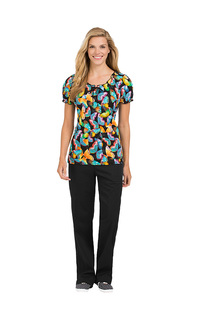 Med Couture Women's Suzie Top