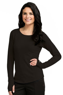 Med Couture Women's Between The Lines Tee