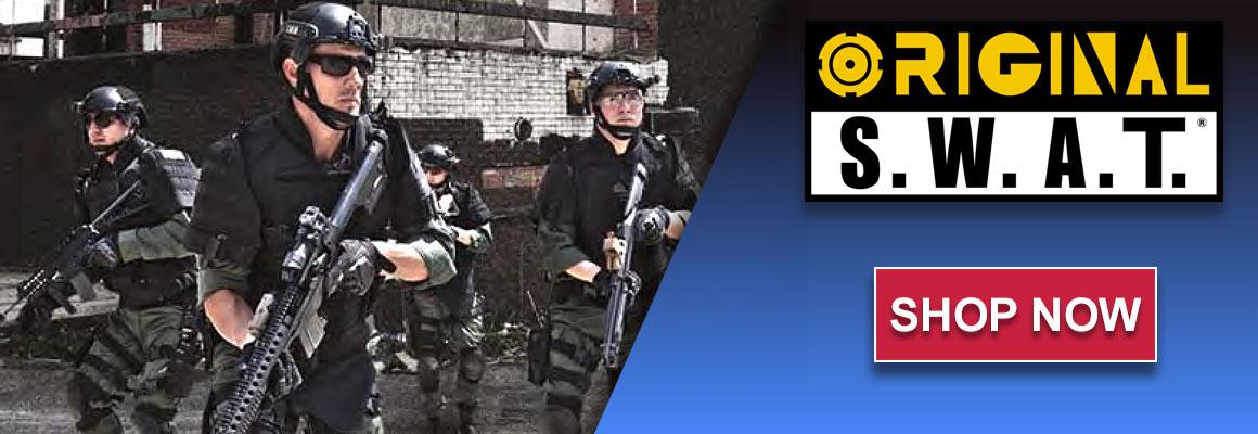Original SWAT Gear