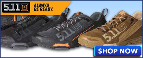 511 Tactical Shoes and Boots