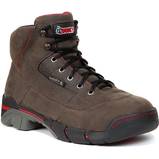 Rocky Forge Waterproof Work Shoe