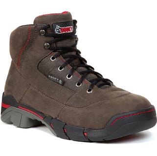 Rocky Forge Steel Toe Waterproof Work Shoe