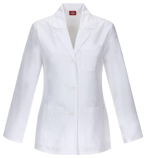 "Dickies EDS Signature w/ Certainty 28"" Lab Coat"