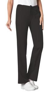 Cherokee Luxe Low Rise Straight Leg Drawstring Scrub Pant