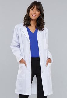 "Cherokee Professional Whites 40"" Unisex Lab Coat"