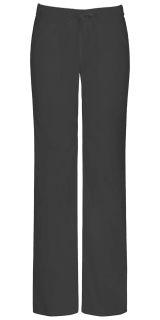 Low Rise Straight Leg Drawstring Pant