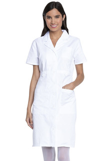 Dickies EDS Signature Whites Button Front Dress